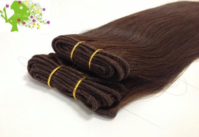 Волосы натуральные на трессе