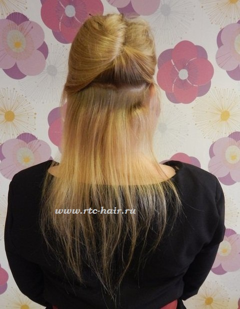 Волосы натуральные на заколках купить в воронеже