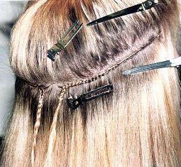 Самое дорогое наращивание волос