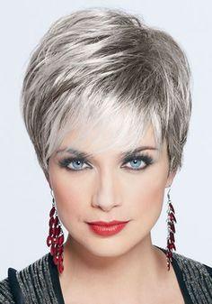парик из икусственных волос