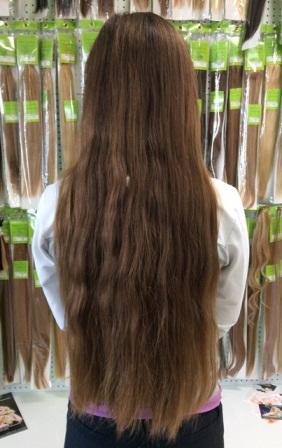 100% натуральные, человеческие волосы